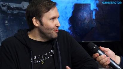 Destiny: Rise of Iron - Entrevista Christopher Barrett