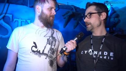 Styx: Shards of Darkness - Entrevista Julien Desourteaux