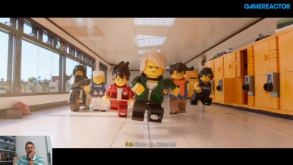 Livestream Replay: The Lego Ninjago Movie Video Game