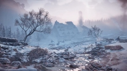 Horizon: Zero Dawn - The Frozen Wilds Environment Trailer