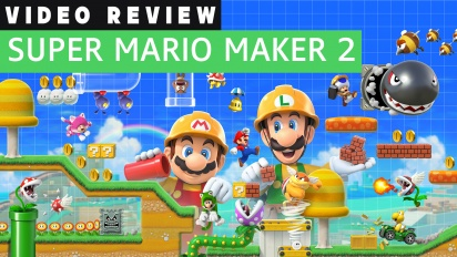 Super Mario Maker 2 - Video Review