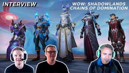 WoW: Shadowlands - Chains of Domination Interview