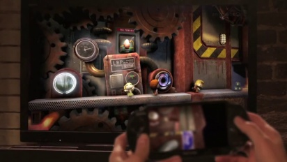 Little Big Planet 2 - Cross Controller Trailer