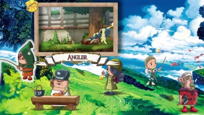 Fantasy Life - Live life to the full in Reveria - Trailer