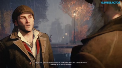 Assassin's Creed: Syndicate - Jogabilidade PS4 - Lambeth Asylym