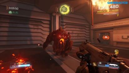 Doom - Nintendo Switch: Atualização v1.1.1