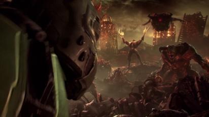 Doom Eternal - E3 2018 Teaser Trailer