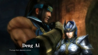 Dynasty Warriors 8 - Jin Kingdom Trailer