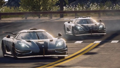 Need for Speed Rivals - Koenigsegg One:1 Gameplay Trailer