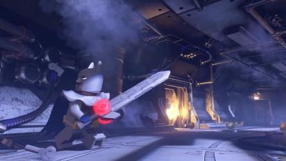 LEGO Dimensions: Excalibur Batman gameplay