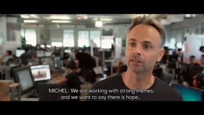 Beyond Good & Evil 2 - Meet The Team Developer Diary