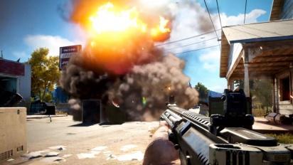 Far Cry 5 - Boomer is a Good Dog