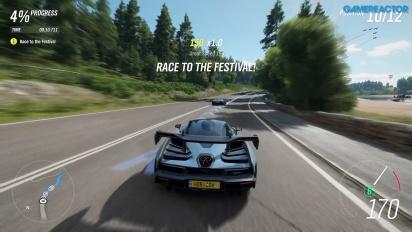 Forza Horizon 4 - Jogabilidade