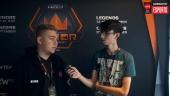 Faceit Major - Bondik Interview