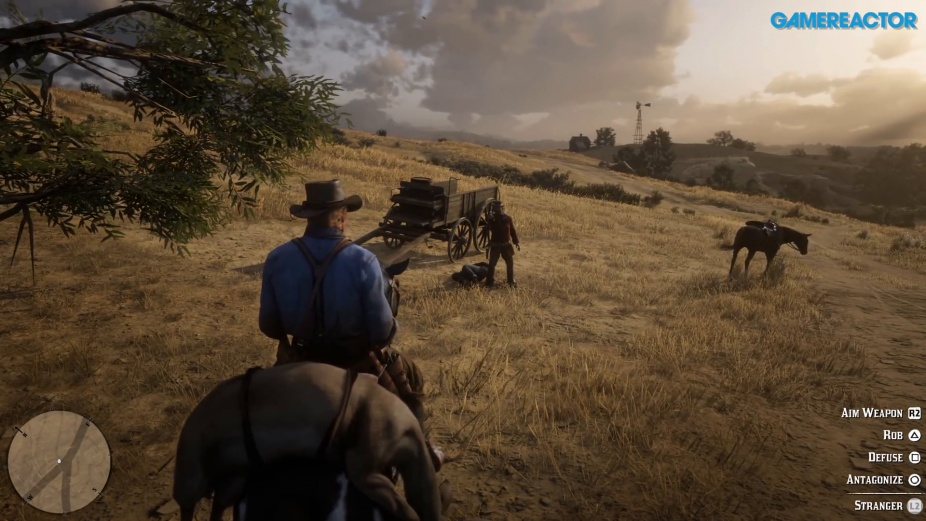 Rockstar revela conteúdo exclusivo de PS4 - Red Dead