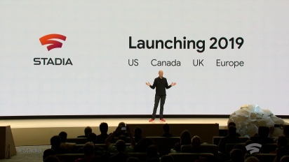 Stadia World Reveal - Full Google GDC 2019 Keynote