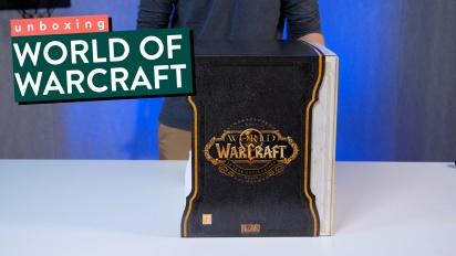World of Warcraft - Unboxing da Edição de 15 Anos