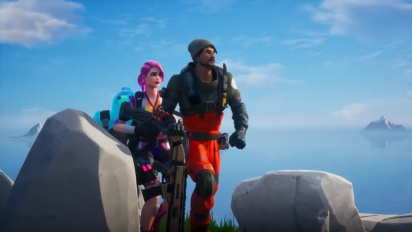 Fortnite: Capítulo 2 Trailer Cinemático