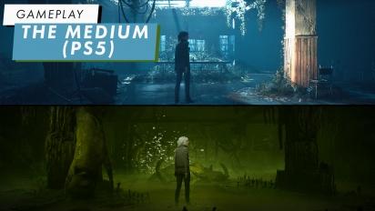 The Medium - PS5 Gameplay