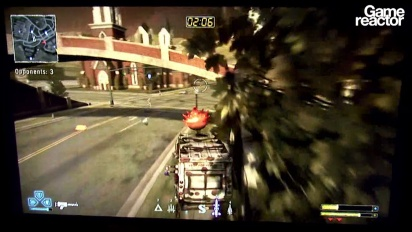 E3 11: Twisted Metal Gameplay