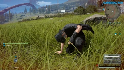 Final Fantasy XV - Extended PC Gameplay