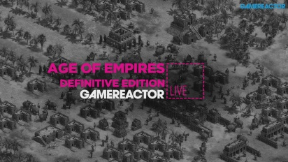Age of Empires: Definitive Edition - Livestream Replay