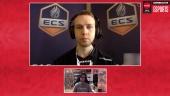 ECS Season 6 Finals - Gla1ve Interview