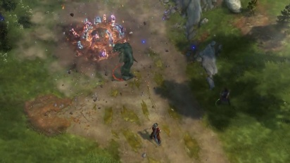 Pathfinder: Kingmaker -  Arcane Unleashed DLC Trailer