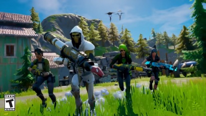 Fortnite: Capítulo 2 - Trailer do battle pass da temporada 1