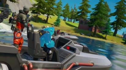 Fortnite: Capítulo 2 - Trailer de lançamento
