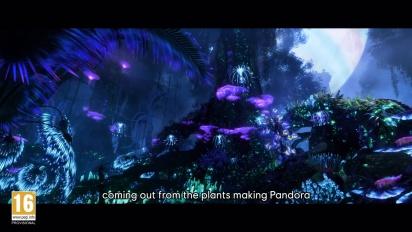 Avatar: Frontiers of Pandora - Snowdrop Tech Showcase