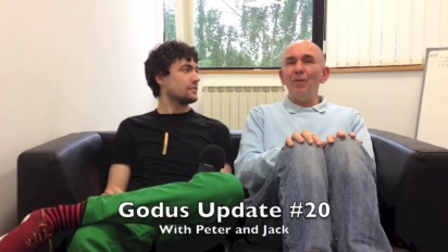 Godus - Godus Update with Peter & Jack