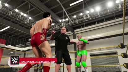WWE 2K15 - Launch Trailer