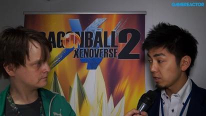 Dragon Ball Xenoverse 2 - Entrevista Masayuki Hirano