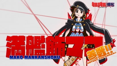 KILL la KILL - IF - English Trailer