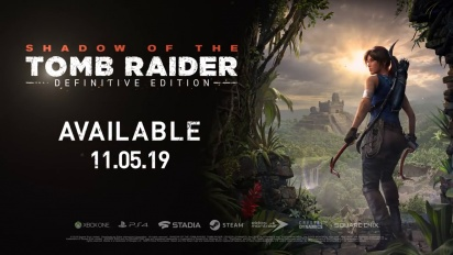 Shadow of the Tomb Raider: Definitive Edition - Trailer de revelação
