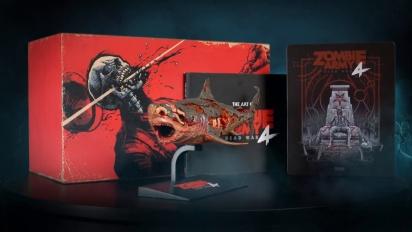Zombie Army 4: Dead War - Trailer da edição de colecionador