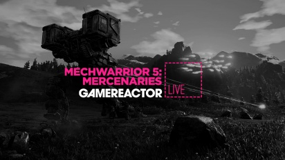 Mechwarrior 5: Mercenaries - Livestream Replay