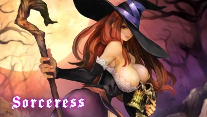 Dragon's Crown - story and characters trailer