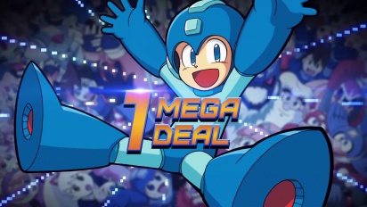 Mega Man Legacy Collection - Trailer (Nintendo 3DS)