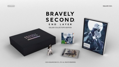 Bravely Second: End Layer - Deluxe Collector's Edition (Nintendo 3DS)