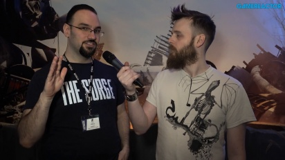 The Surge - Entrevista Adam Hetenyi