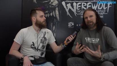 Werewolf: The Apocalypse - Entrevista Martin Ericsson