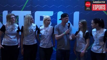 Maestro eSports - Female Team Interview - CS:GO