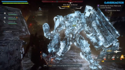 Anthem - Wrecking Havoc on Grandmaster