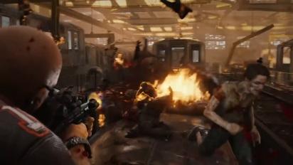 World War Z - The Horde Trailer