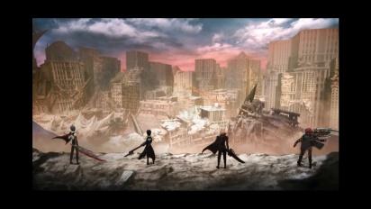 Code Vein - Opening Cinematic
