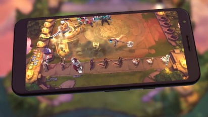 Teamfight Tactics - TFT Updates and Mobile Announcement