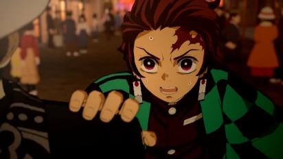 Demon Slayer -Kimetsu no Yaiba- The Hinokami Chronicles: Adventure Mode