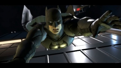 Batman The Telltale Series - World Premiere Trailer